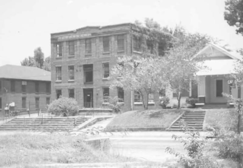 Former Sheppard-Watts Hospital