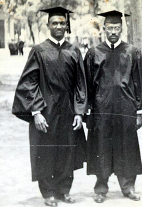 Wendell Baker Sr., College Graduate