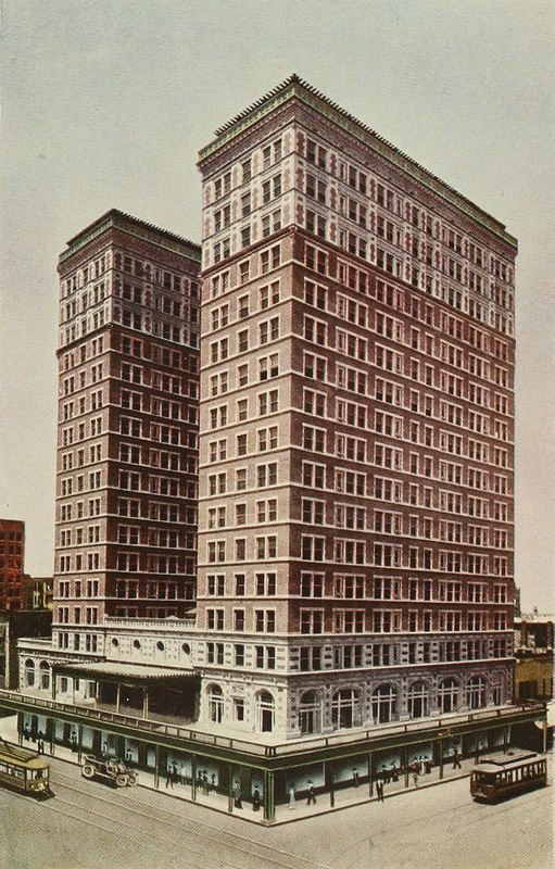 The New Rice Hotel (1913)