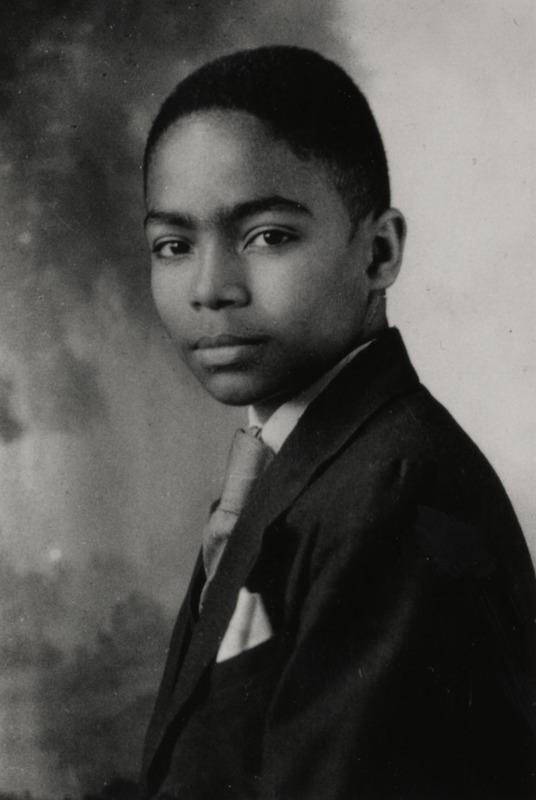 Young James Farmer