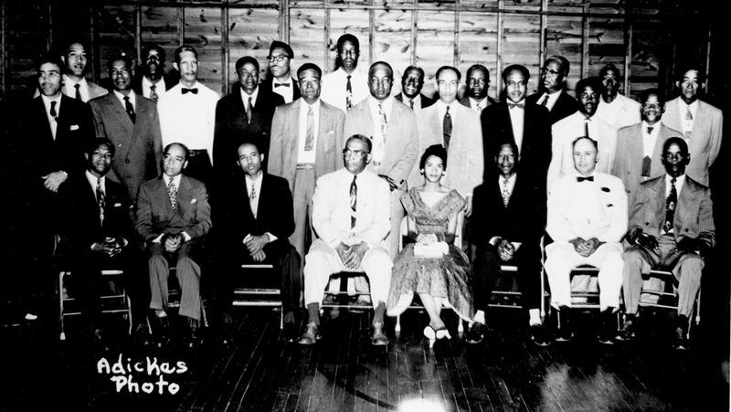Black Chamber of Commerce, 1950