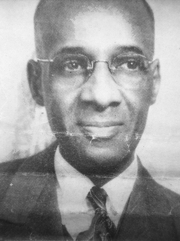 President Joseph J. Rhoads