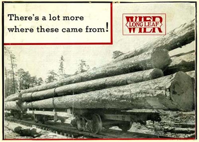Wier Long Leaf Lumber Company