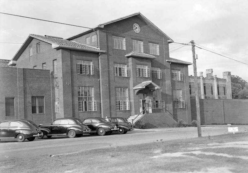 The front of the Walls Unit, circa 1960