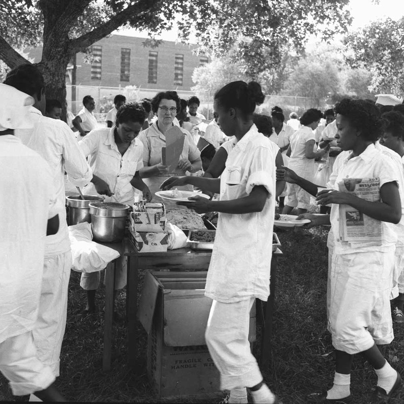Goree Unit Picnic, September 1, 1958