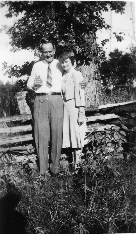 Mr. and Mrs. Heath