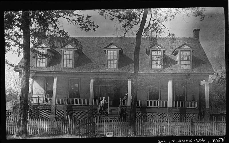 Garrett House South Elevation
