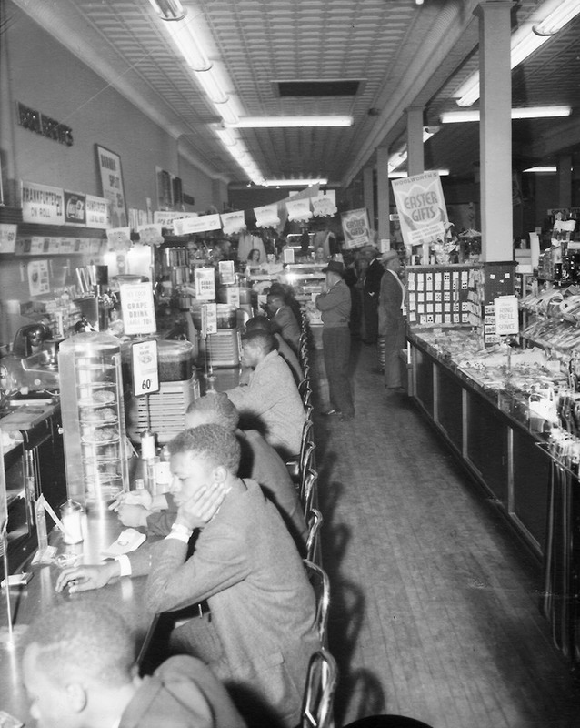 Woolworth Sit-In