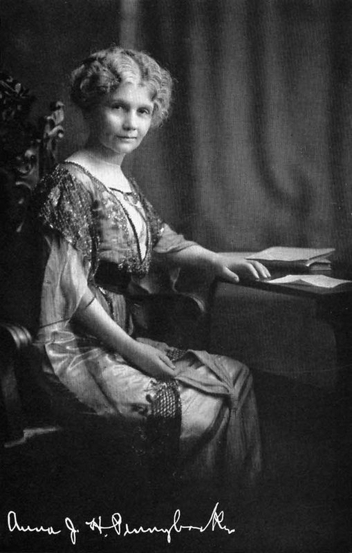 Anna Hardwicke Pennybacker