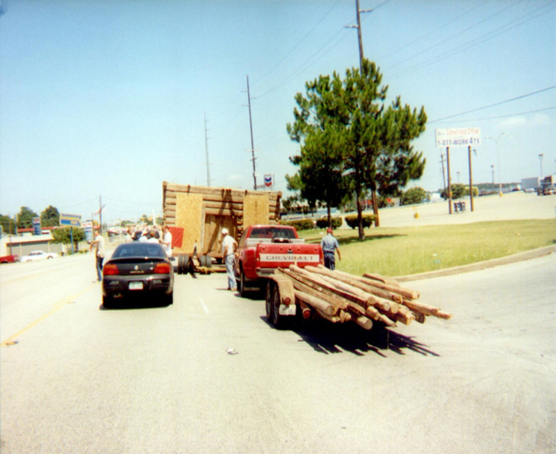 The Big Move of a Little House