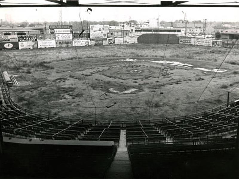 Buffalo Stadium, 1961