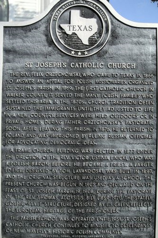 St. Joseph Catholic Church and Parish