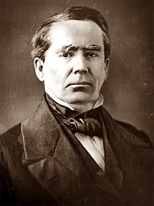 Anson Jones (1798-1858)
