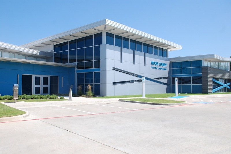 Wood County Electric Cooperative Headquarters, Quitman, Texas