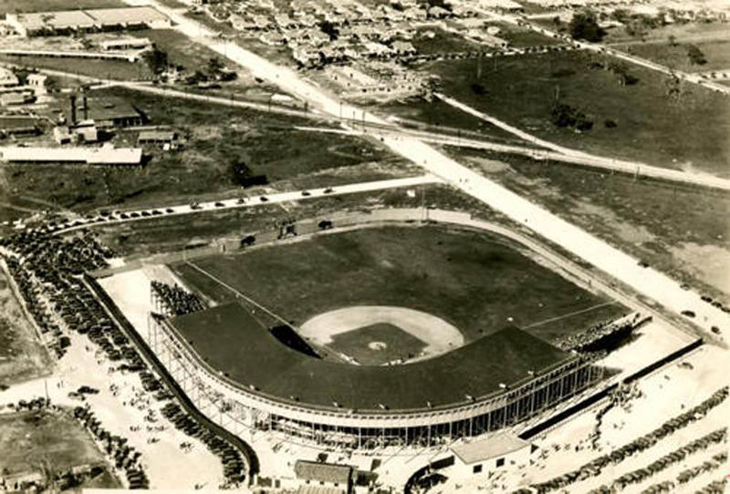 Buffalo Stadium, 1928