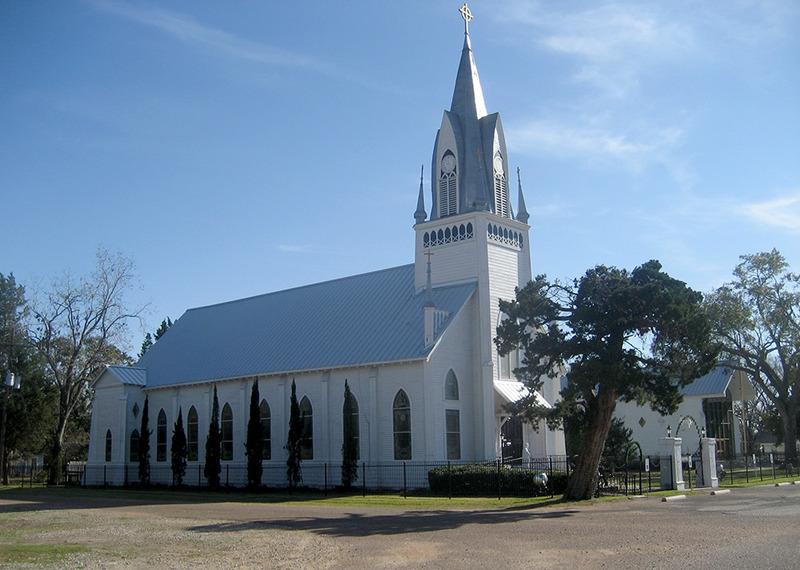 St. Joseph's Catholic Church in 2014