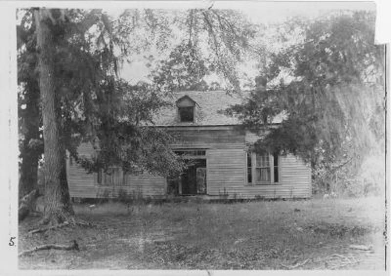 Home of Henderson Yoakum