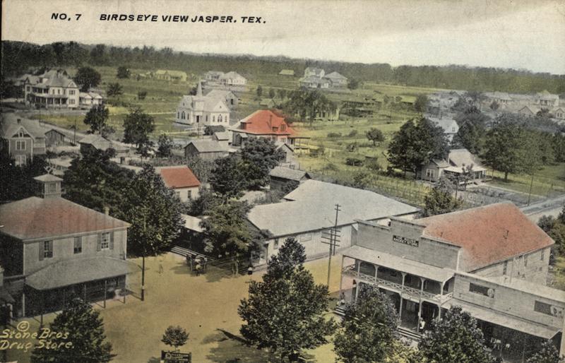 Jasper Postcard