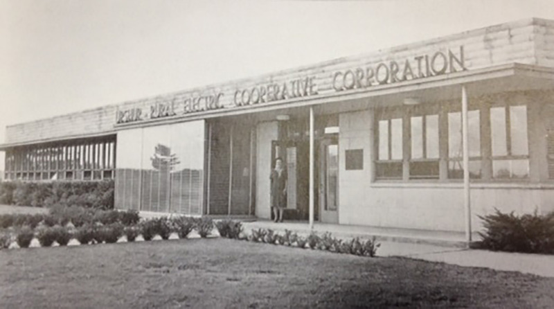 Upshur Rural Electric Cooperative Corporation Building