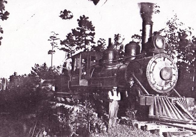 Baldwin Boettcher's Locomotive