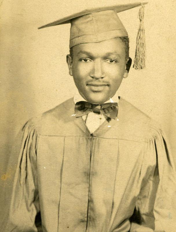 Wendell Baker Sr. High School Graduate