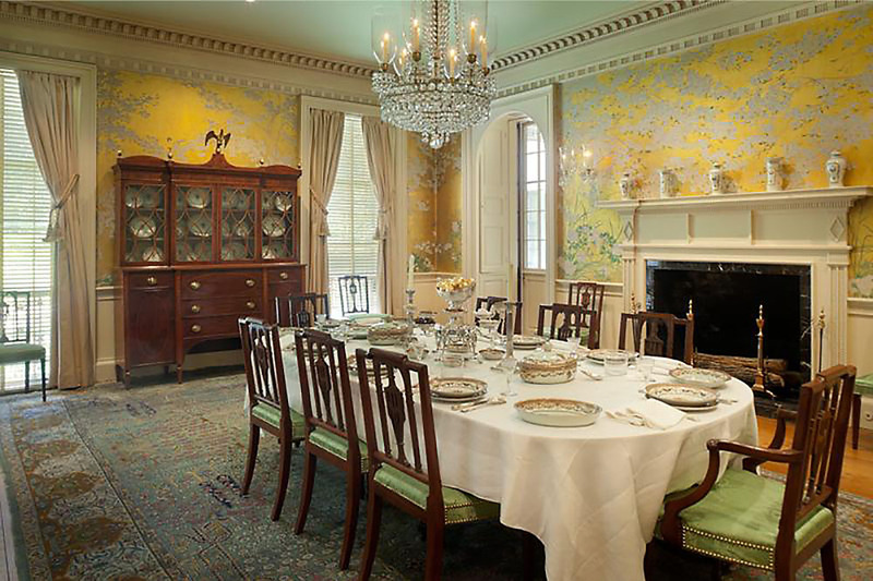 Dining Room, Bayou Bend