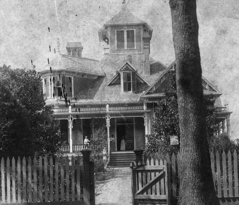 Rawley Samuel Rather home