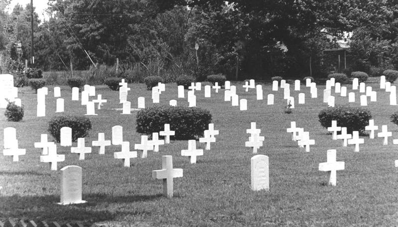 Captain Joe Byrd Prison Cemetery