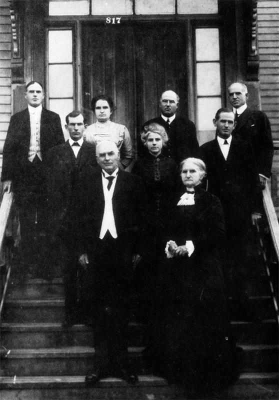 E.T. Josey Family