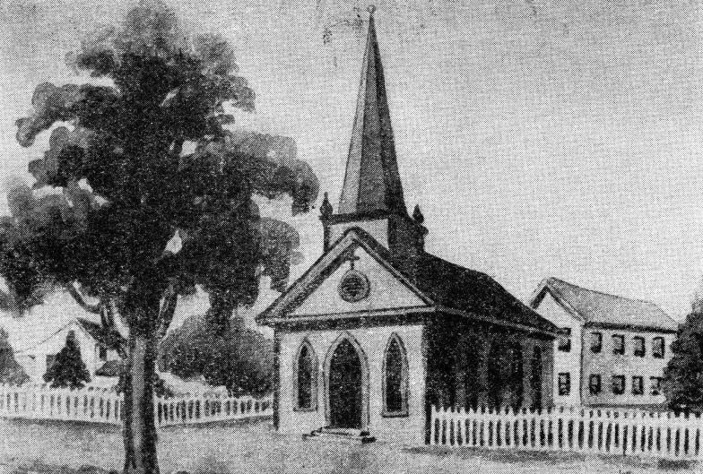 Original Church 1847