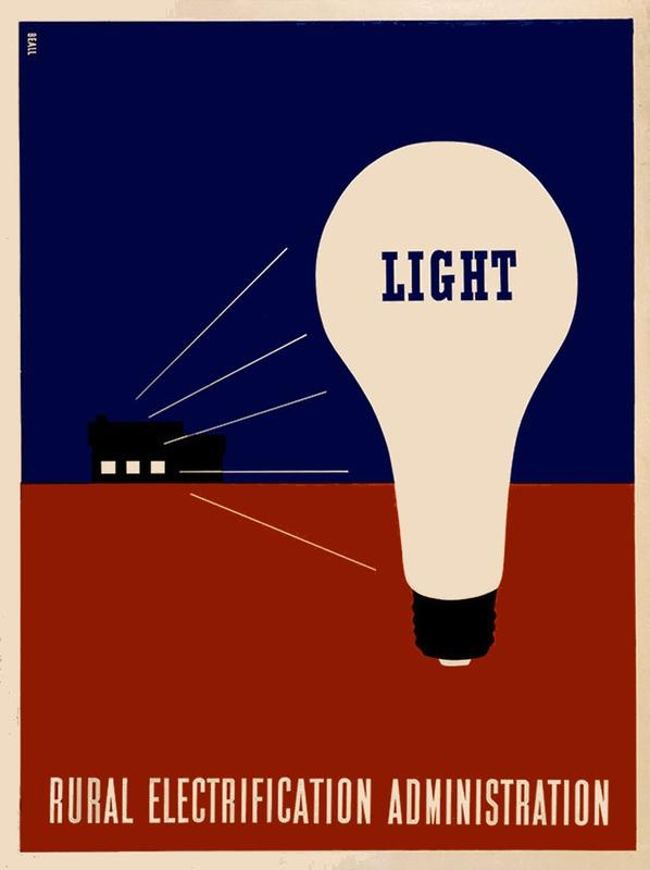 """""""Light"""" Poster"""