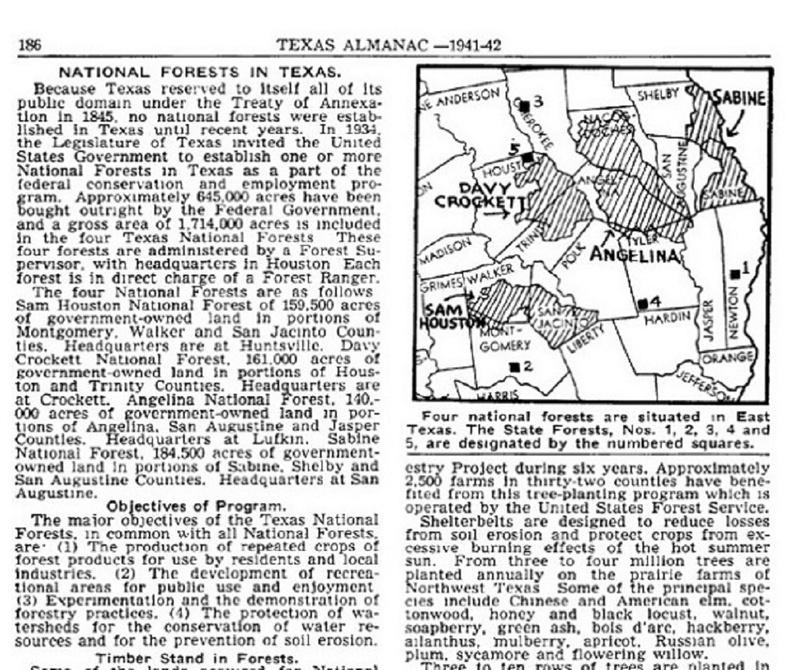 The 1941-42 Texas Almanac