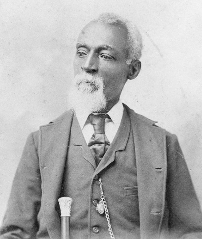 Joshua Houston Sr., 1898