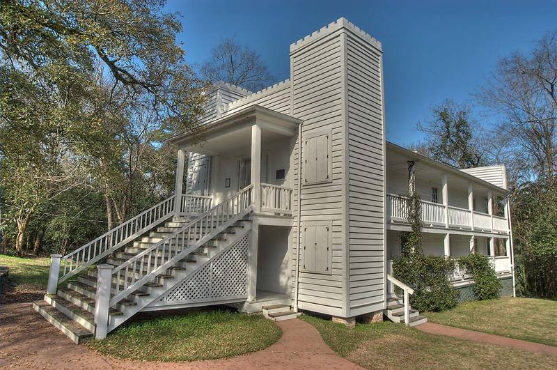 Steamboat House East Texas History