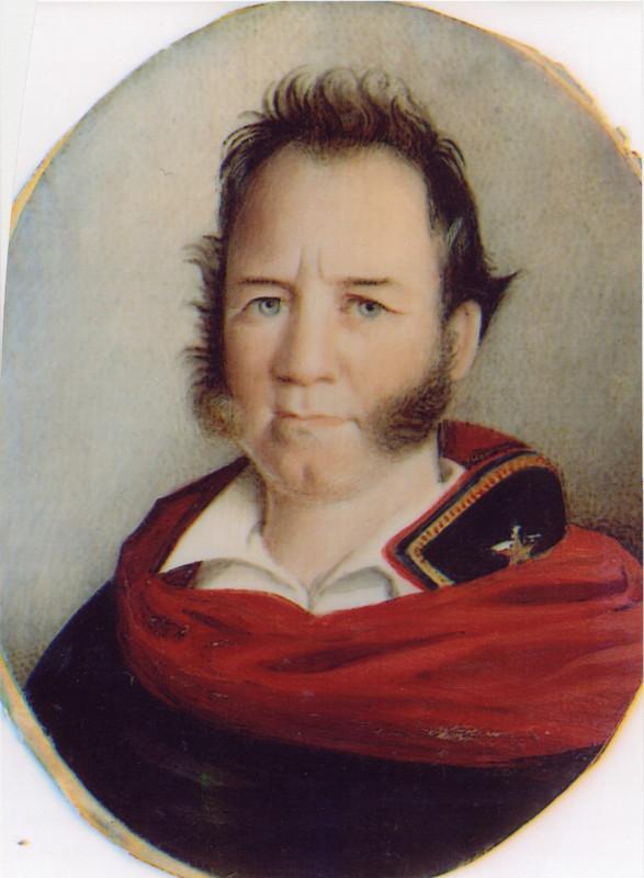 Sam Houston, 1836