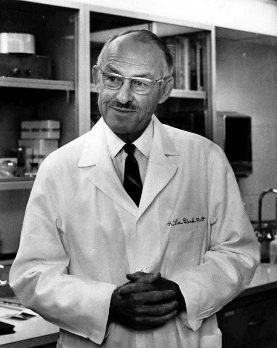 Dr. R. Lee Clark