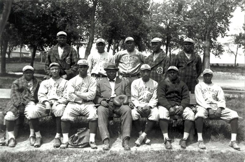 Chicago American Giants, 1916