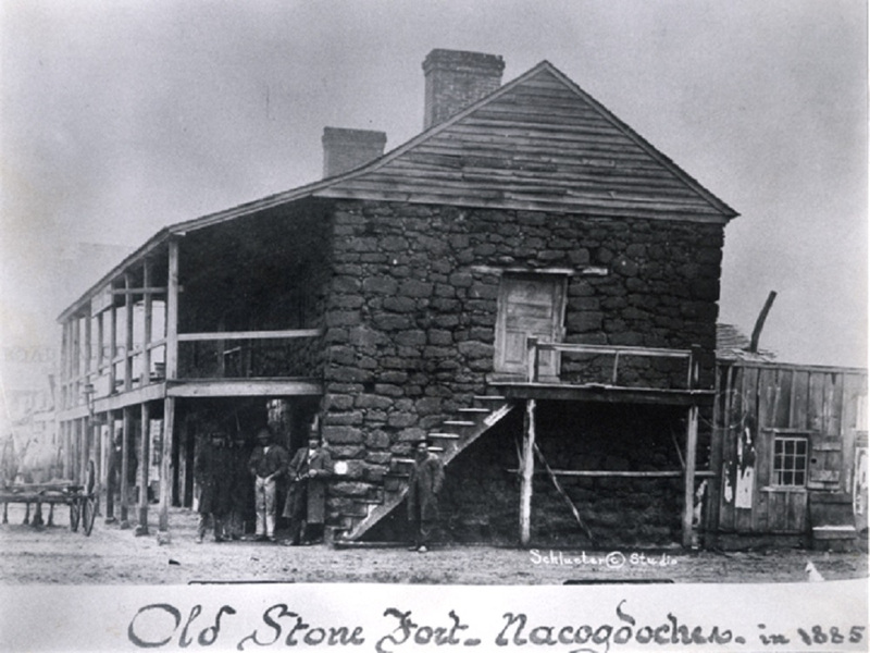 Old Stone Fort 1885
