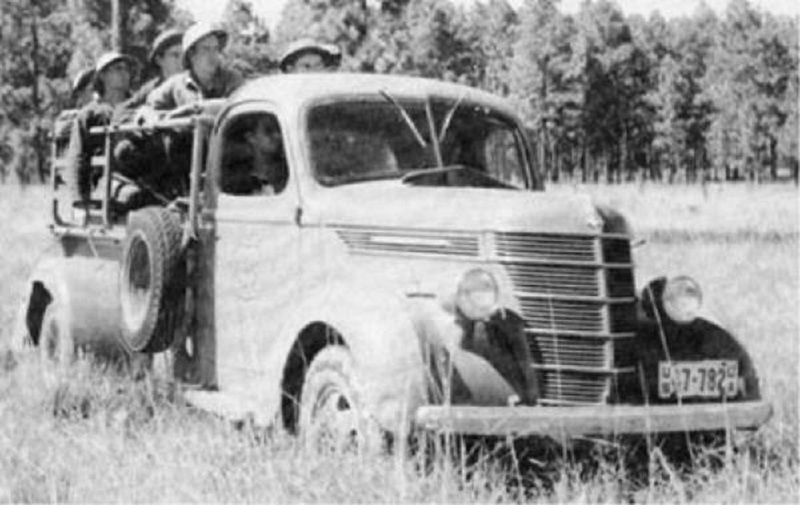 Civilian Conservation Corps (CCC) Planting Crew