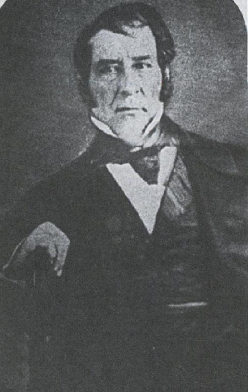 Haden Edwards ca. 1845